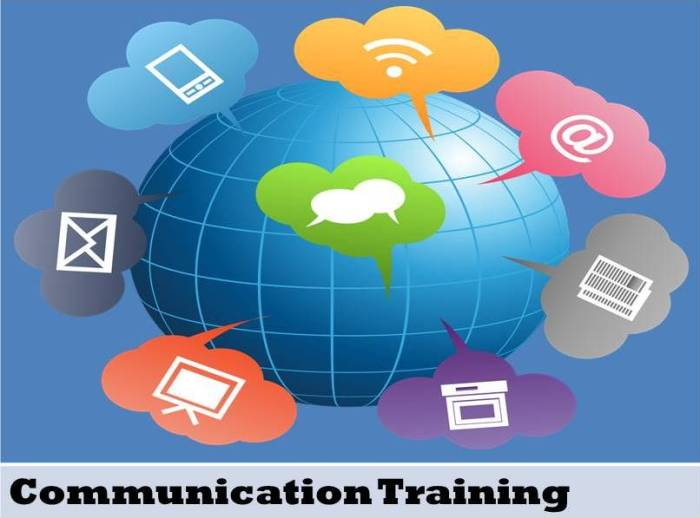 COMMUNICATION TRAINING 1