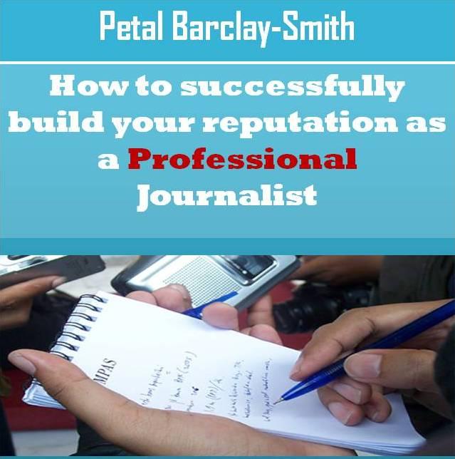 PROFESSIONAL JOURNALIST 1